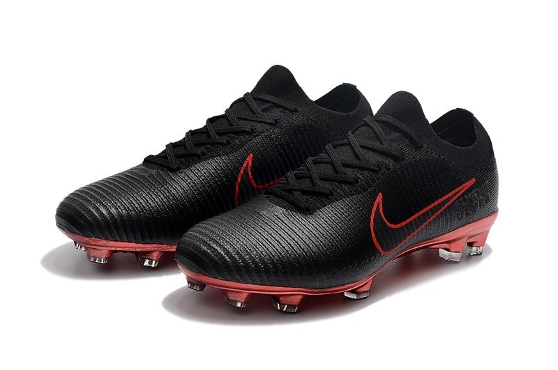d16a8947b4534 Chuteira Nike Mercurial Vapor Flyknit Ultra Fg - Campo #5 - R$ 299,90 em  Mercado Livre