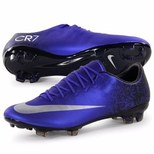 Chuteira Nike Mercurial Vapor X Fg Campo Original 1magnus - R  499 ... 27791bd0aeadb