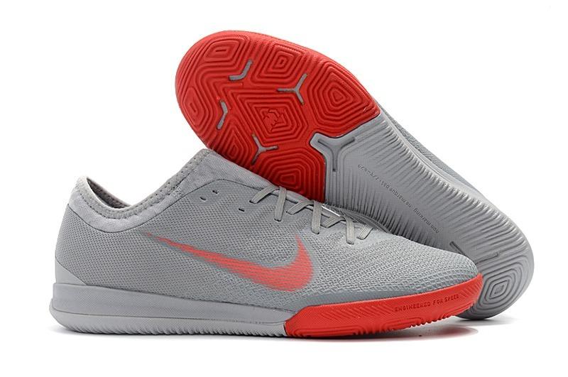 Chuteira Nike Mercurial Vapor X Vii Pro Ic - Futsal  af - R  269 0bed0db6209f4