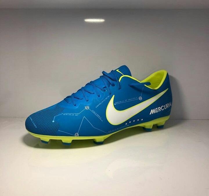 71ddbe4953 Chuteira Nike Mercurial Vapor Xi Neymar Campo - R  299
