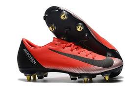 7856520fe2d69 Nike Mercurial Superfly Vi Academy Cr7 Fg/mg Frete Gratis. Paraíba · Chuteira  Nike Mercurial Vapor Xii Elite Campo