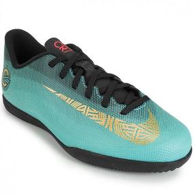 b291b8995b Chuteira Nike Mercurial Verde Futsal - Esportes e Fitness no Mercado Livre  Brasil