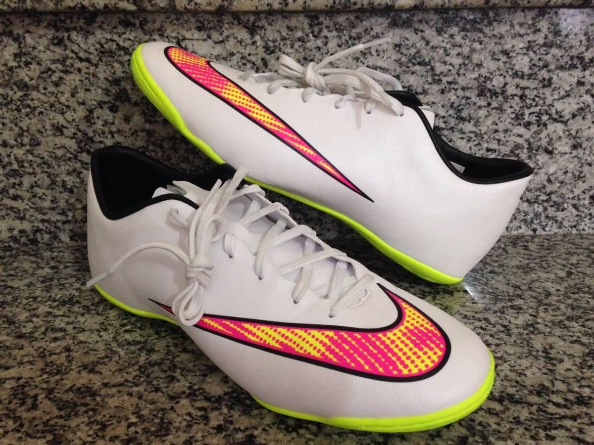 new product 24e0a b5aba Chuteira Nike Mercurial Victory 5 Ic - Futsal
