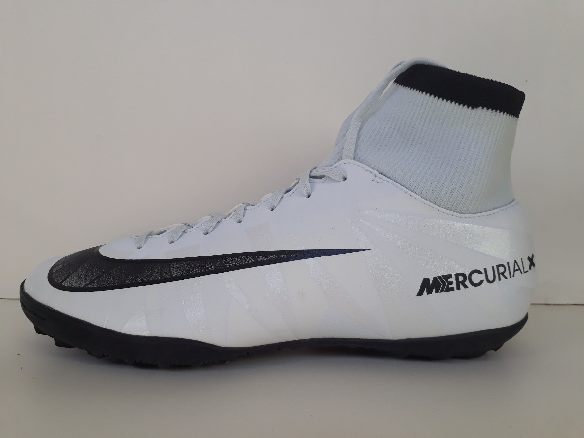 96f5ade5a2 Chuteira Nike Mercurial Victory 6 Cr7 Df Tf - Society - R  299