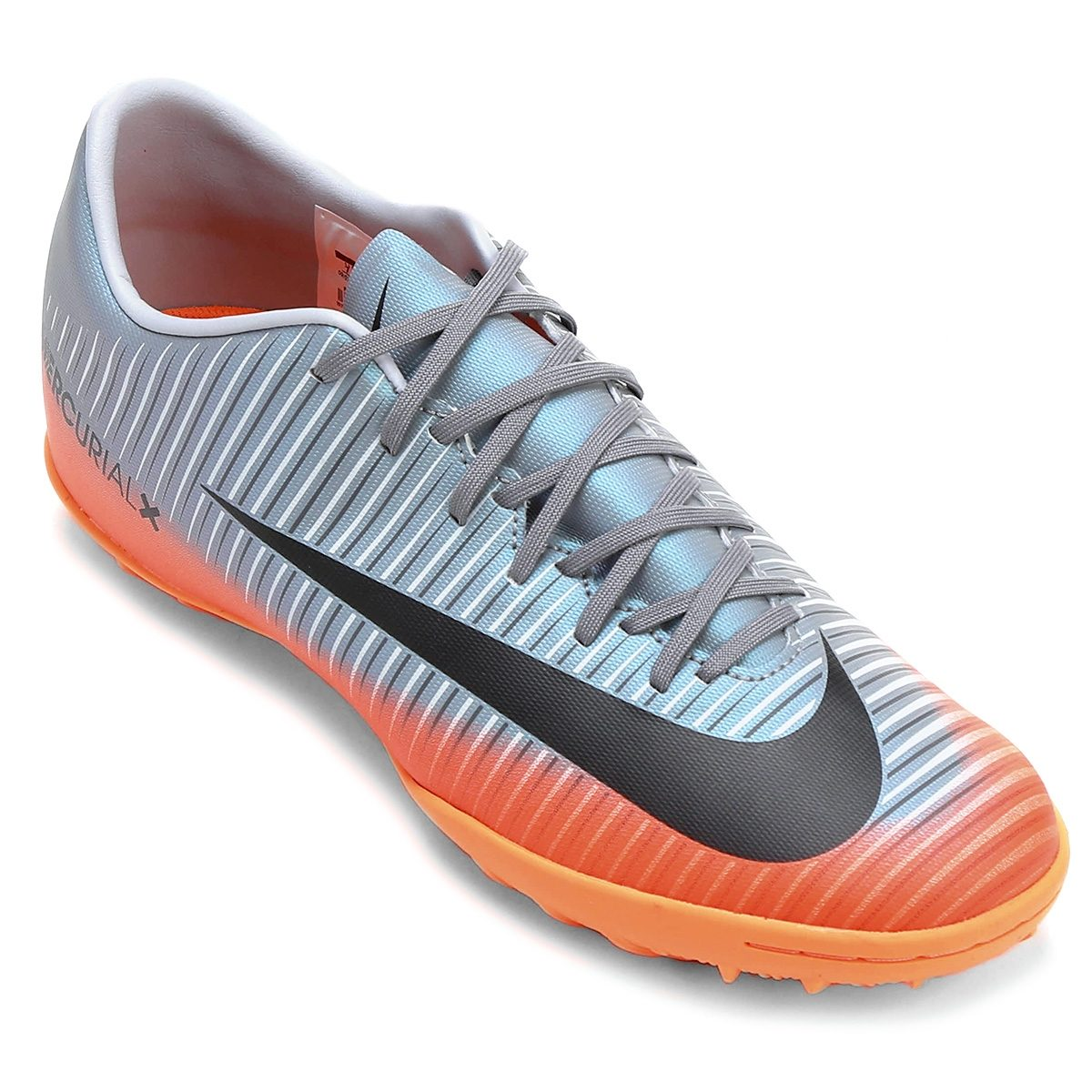 46474df4503 ... clearance chuteira nike mercurial victory 6 cr7 tf society original nf. carregando  zoom. bd677