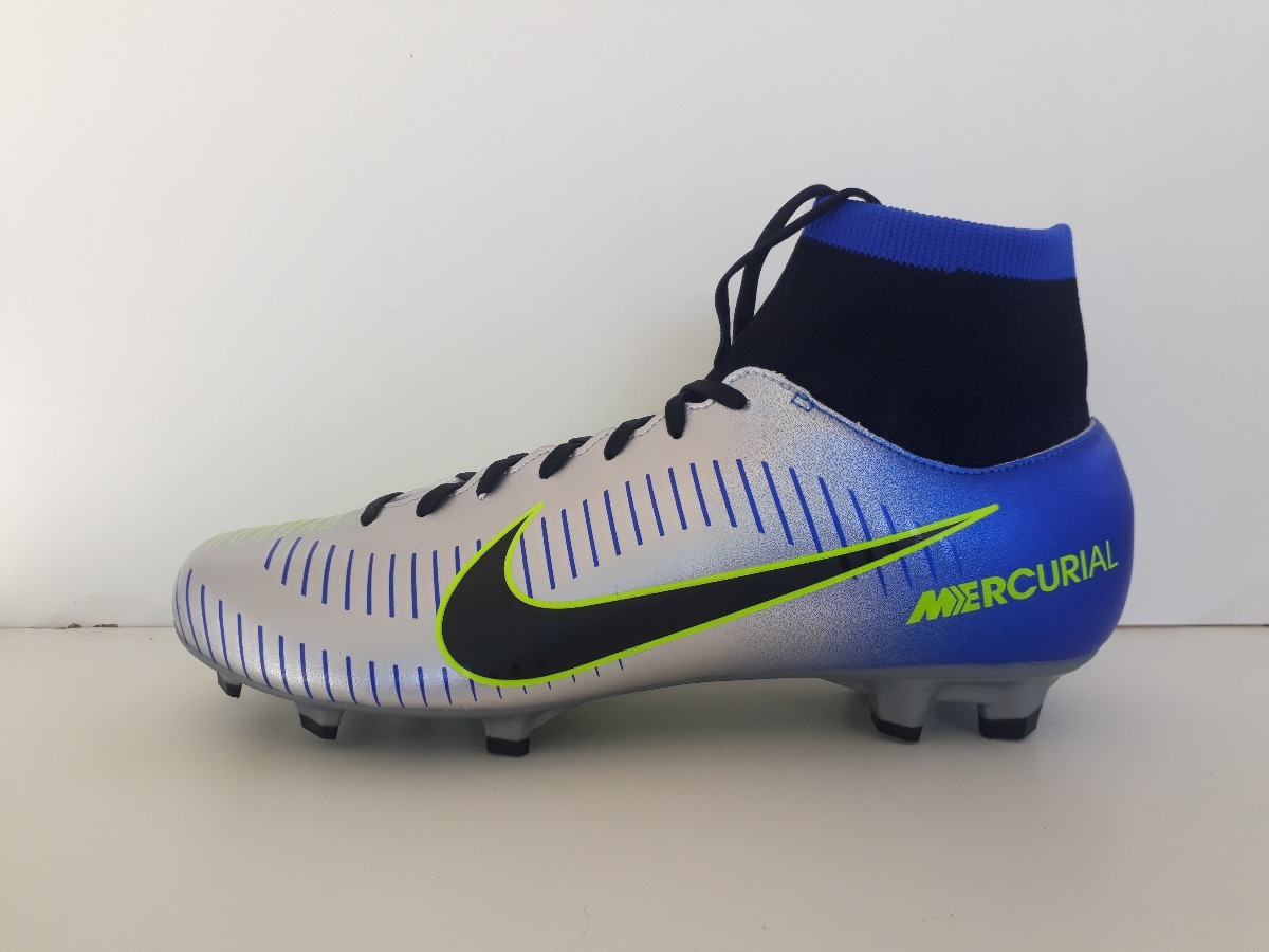 Chuteira Nike Mercurial Victory 6 Df Fg - Neymar - R  249 5ab97fa39b232