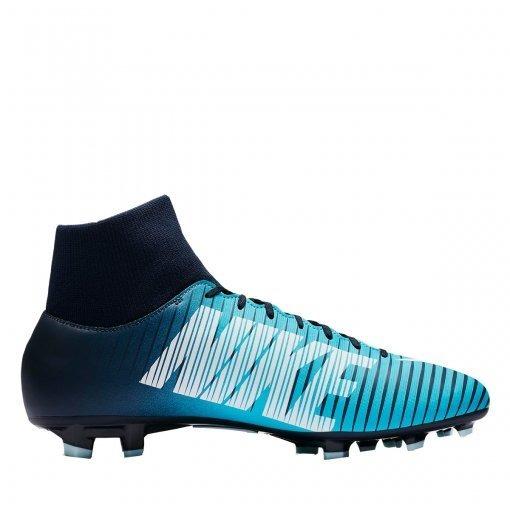 Chuteira Nike Mercurial Victory 6 Df Original Botinha Oferta - R  349 9cdfe31221637