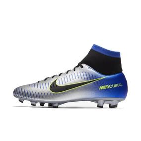 6a1096ea6e894 Chuteiras Da Nike Neymar Infantil Cor Azul - Chuteiras no Mercado ...