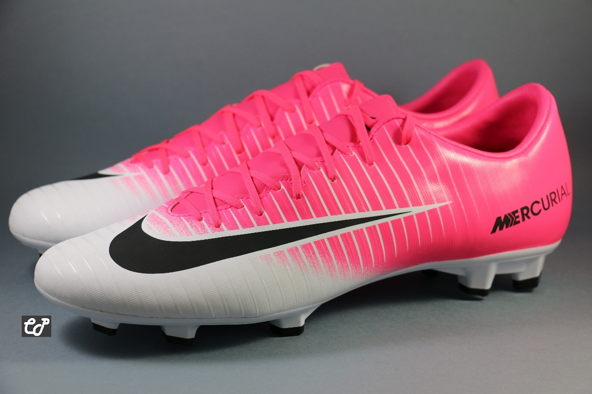 best website 14bf2 796f6 Chuteira Nike Mercurial Victory Fg - Rosa