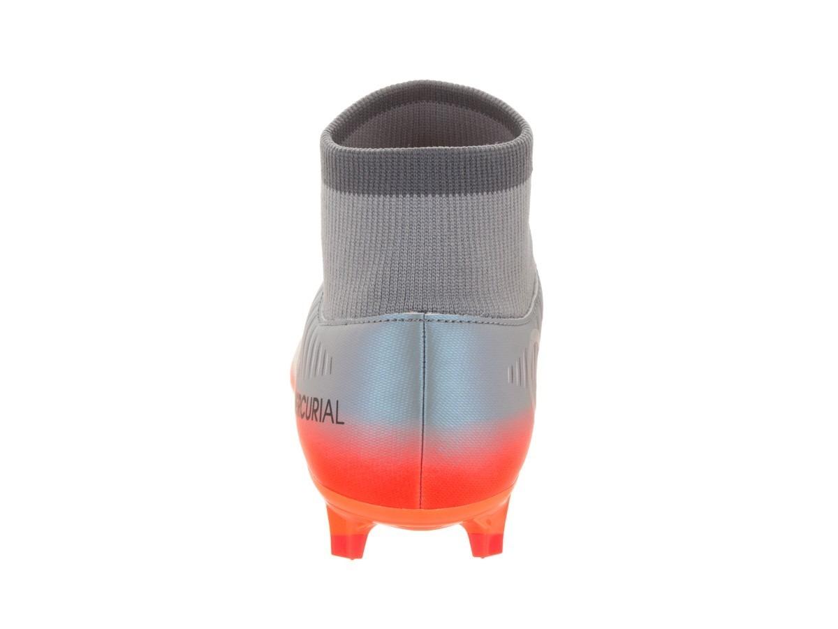 bbd0527d03 Chuteira Nike Mercurial Victory Vi Cr7 Df - Campo - Original - R ...