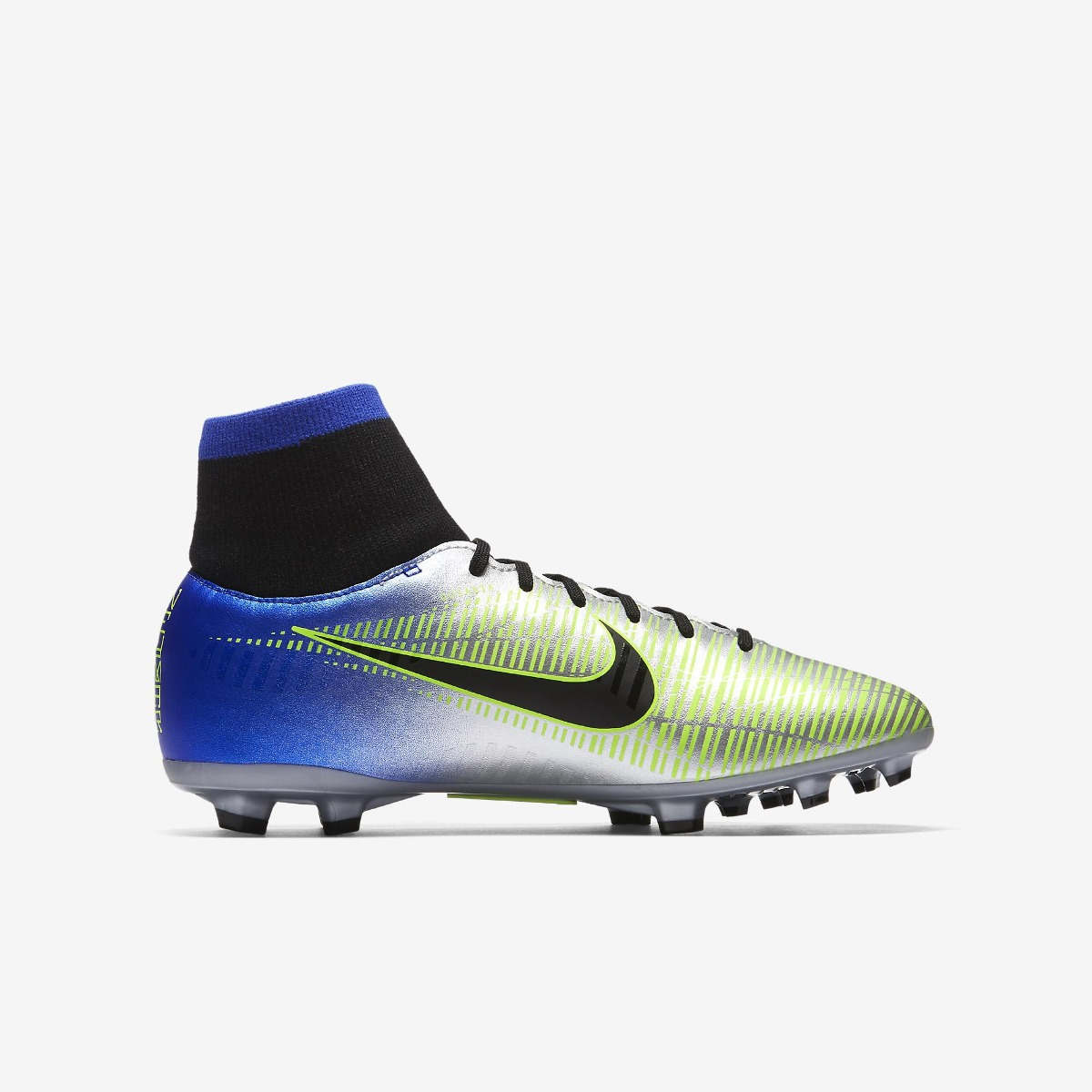 Chuteira Nike Mercurial Victory Vi Df Campo -113333  94902eb2b5dcd