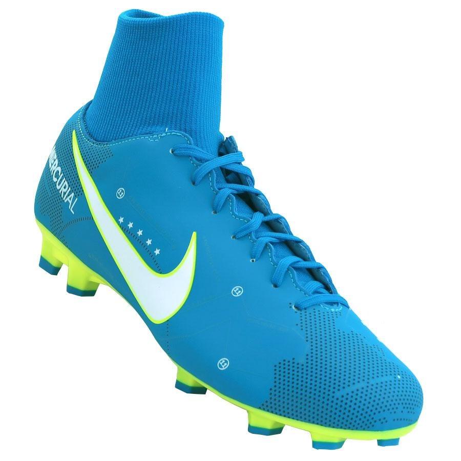 wholesale dealer a60bd d39dc Chuteira Nike Mercurial Victory Vi Df Njr Fg