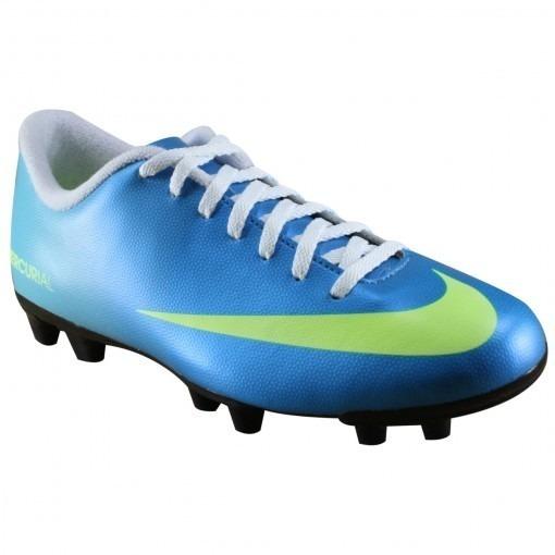 86a4a60322 Chuteira Nike Mercurial Vortex Fg - Campo - R  200