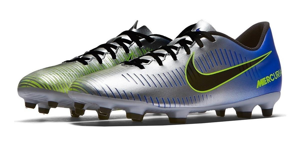 725f1e9c64 Chuteira Nike Mercurial Vortex Iii Fg Neymar Jr Campo - R$ 249,90 em ...