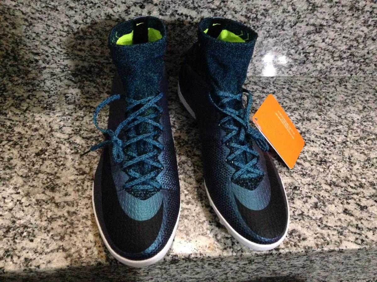 25b0069d2a5eb Chuteira Nike Mercurial X Proximo Society Botinha - R$ 549,90 em ...