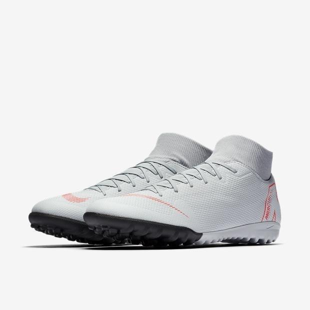 d0bd2fbe128e3 Chuteira Nike Mercurial X Superfly 6 Academy Society Cinza - R$ 350 ...