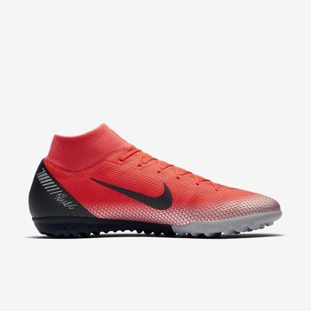 Chuteira Nike Mercurialx Superfly Cr7 Society - R  799,90 em Mercado ... d8ebe42fe4