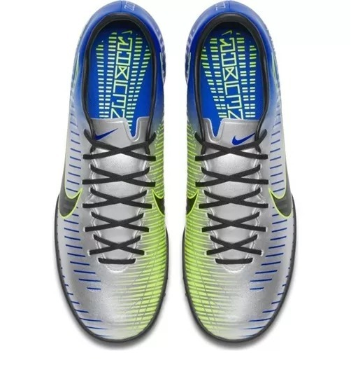 94da396acd Chuteira Nike Mercurialx Victory 6 Neymar Society Original! - R  249 ...