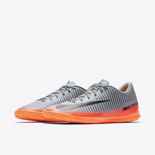 best sneakers 688eb 2f4ef Chuteira Nike Mercurialx Victory Vi Cr7 Ic Futsal/quadra