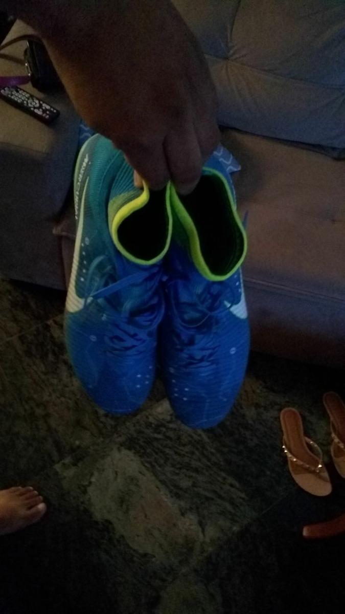 cb81165041e04 Chuteira Nike Neymar Profissional N*41 - R$ 400,00 em Mercado Livre