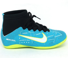 1c001f9ba6 Chuteiras Cano Alto Nike Tamanho 34 - Chuteiras Nike no Mercado Livre Brasil