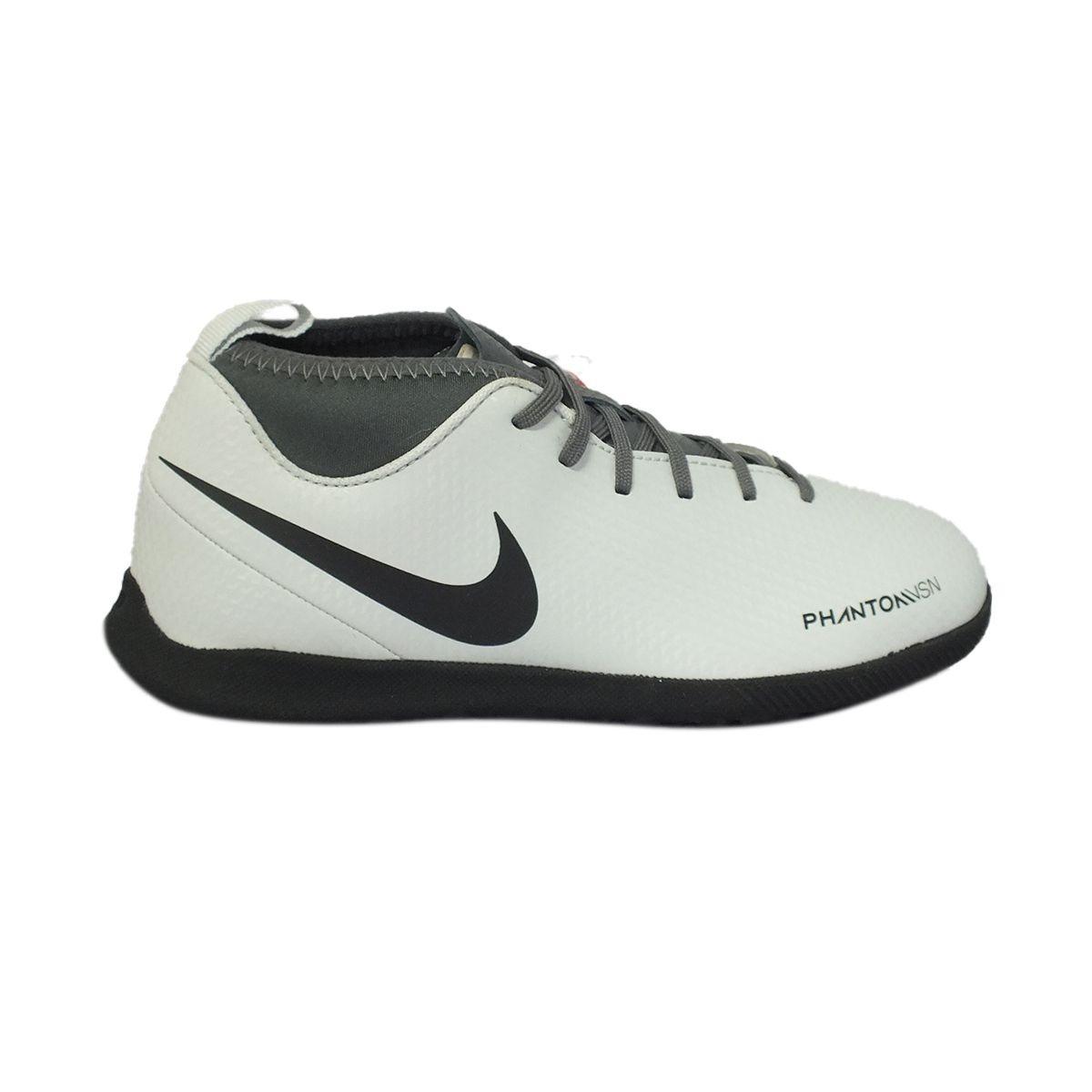 Chuteira Nike Phantom Vision Club Society Infantil - R  249 120429b10ef15