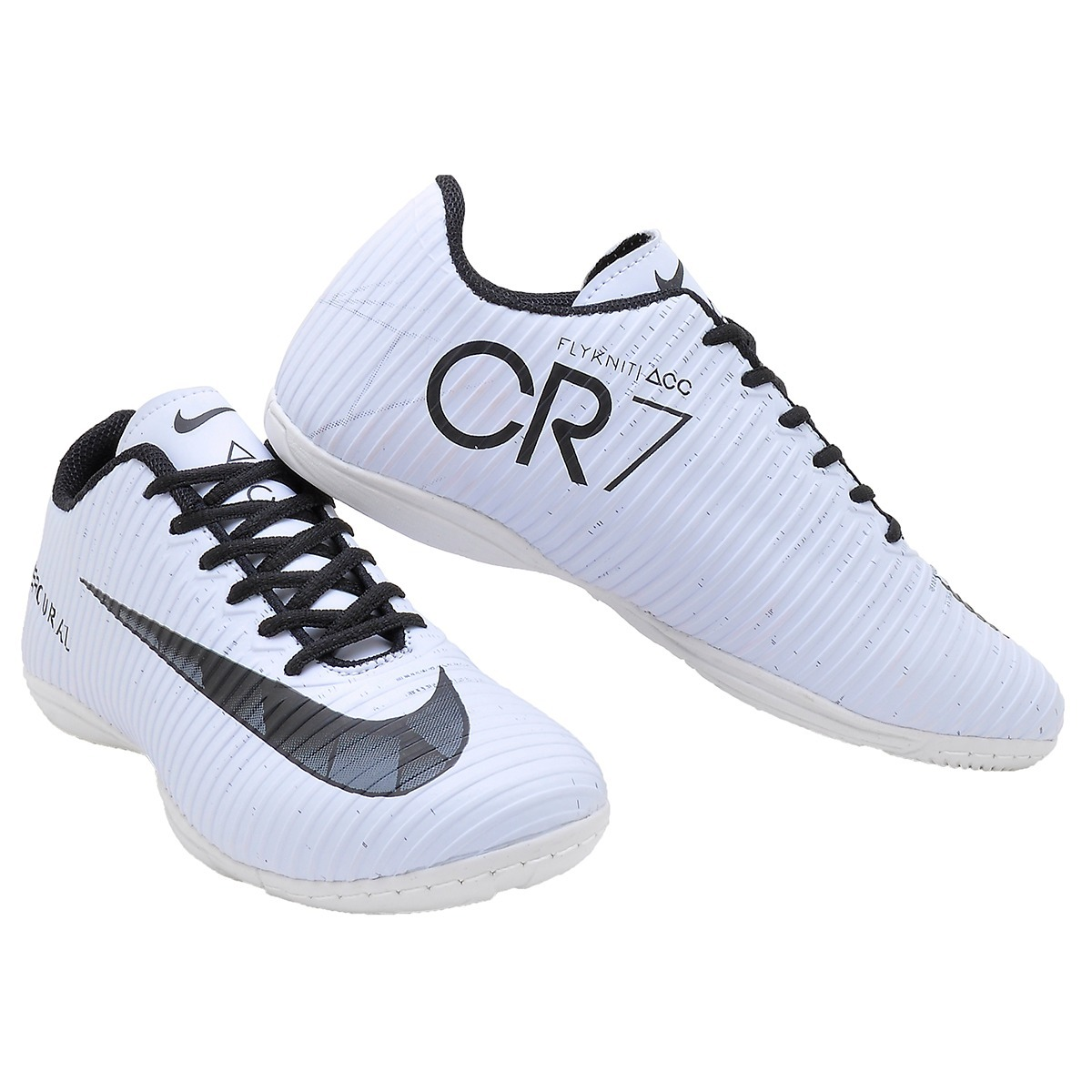 Chuteira Nike Quadra Cano Baixo Infantil Frete Grátis - R  209 ed44383d3a875