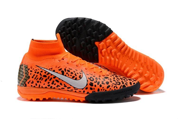Chuteira Nike Society Superflyx 6 Elite Tf Cr7 Leopardo - R  349 d6a47b6e6d44c