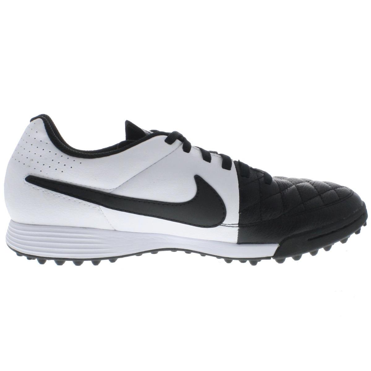 e8ff56d2bc Chuteira Nike Society Tiempo Genio Leather Tf 2bros - R$ 269,90 em ...