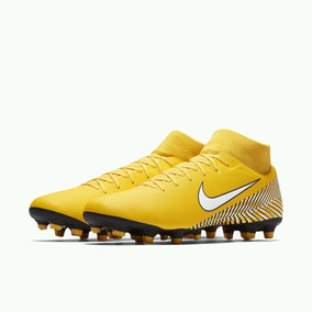 13fcf8306 Chuteira Nike Superfly 6 Academy Neymar Fg mg Campo Original