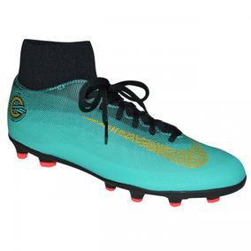 e9193436f3 Chuteira Nike Campo Cr7 Dourada - Esportes e Fitness no Mercado Livre Brasil