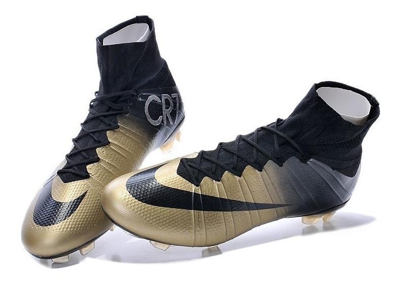 Cristiano Ronaldo Cr7 Gold