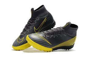 acaa97f054a18 Chuteira Society Nike Verde Limão - Chuteiras Nike de Grama ...