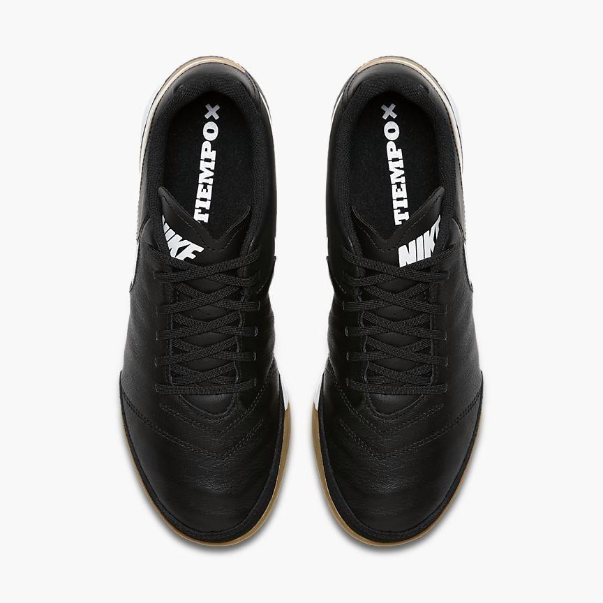 chuteira nike tiempo genio 2 ii leather fg futsal - couro. Carregando zoom. 398329085a18b