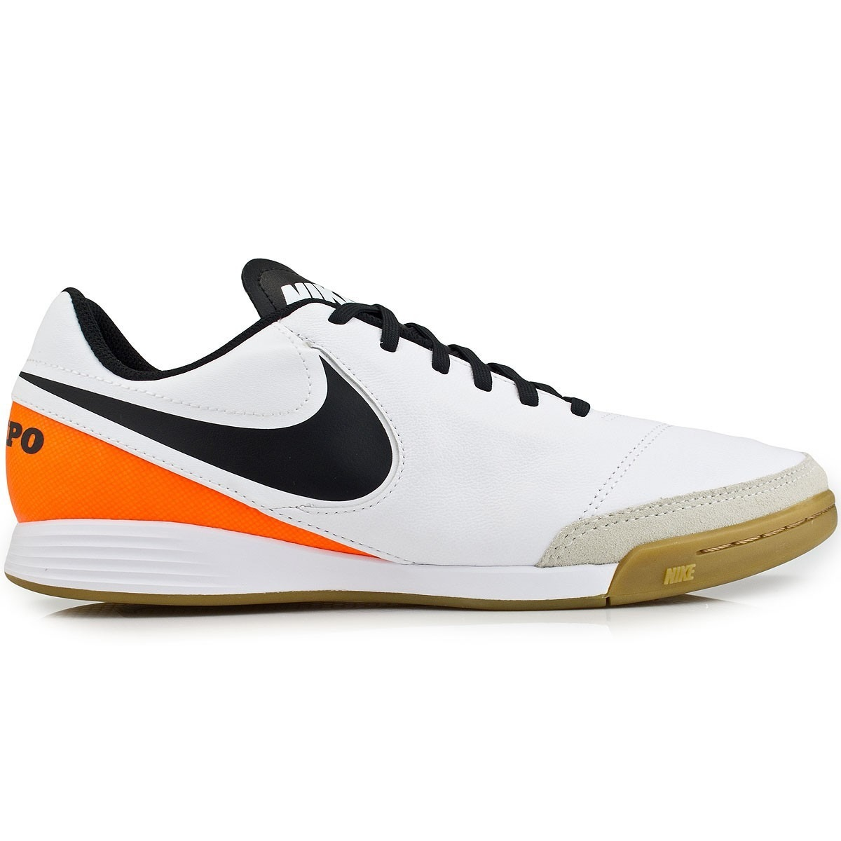 chuteira nike tiempo genio ii leather ic futsal original+nf. Carregando  zoom. 5603482e77e39