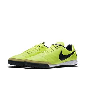 427c5c1fad0570 Chuteira Nike Tiempo Genio Leather Tf Society Couro Original - Esportes e  Fitness com Ofertas Incríveis no Mercado Livre Brasil