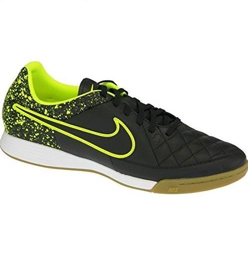 1365e5f123408 Chuteira Nike Tiempo Genio Leather Ic - Futsal - Original - R  209 ...