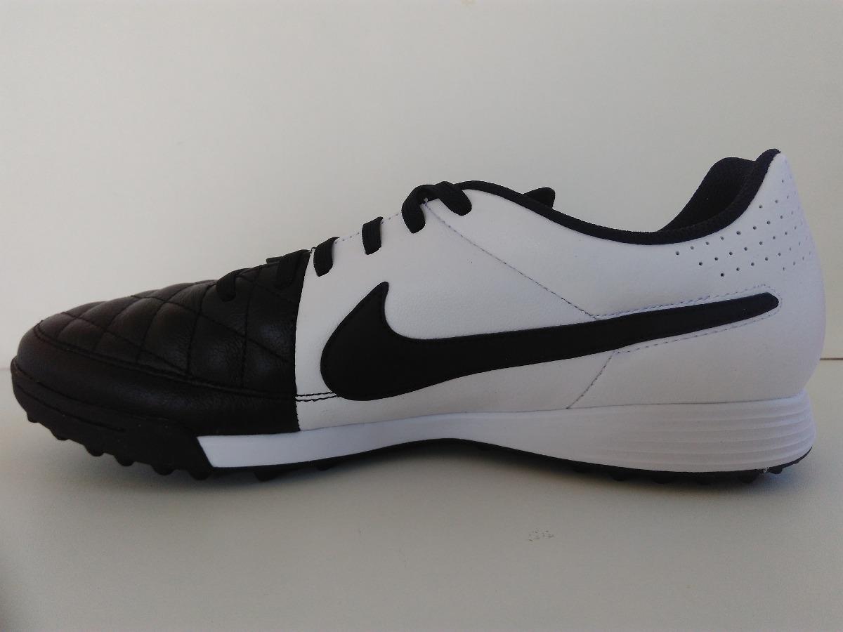 22f1f06fb2 Chuteira Nike Tiempo Genio Leather Tf - Society - R$ 239,00 em ...