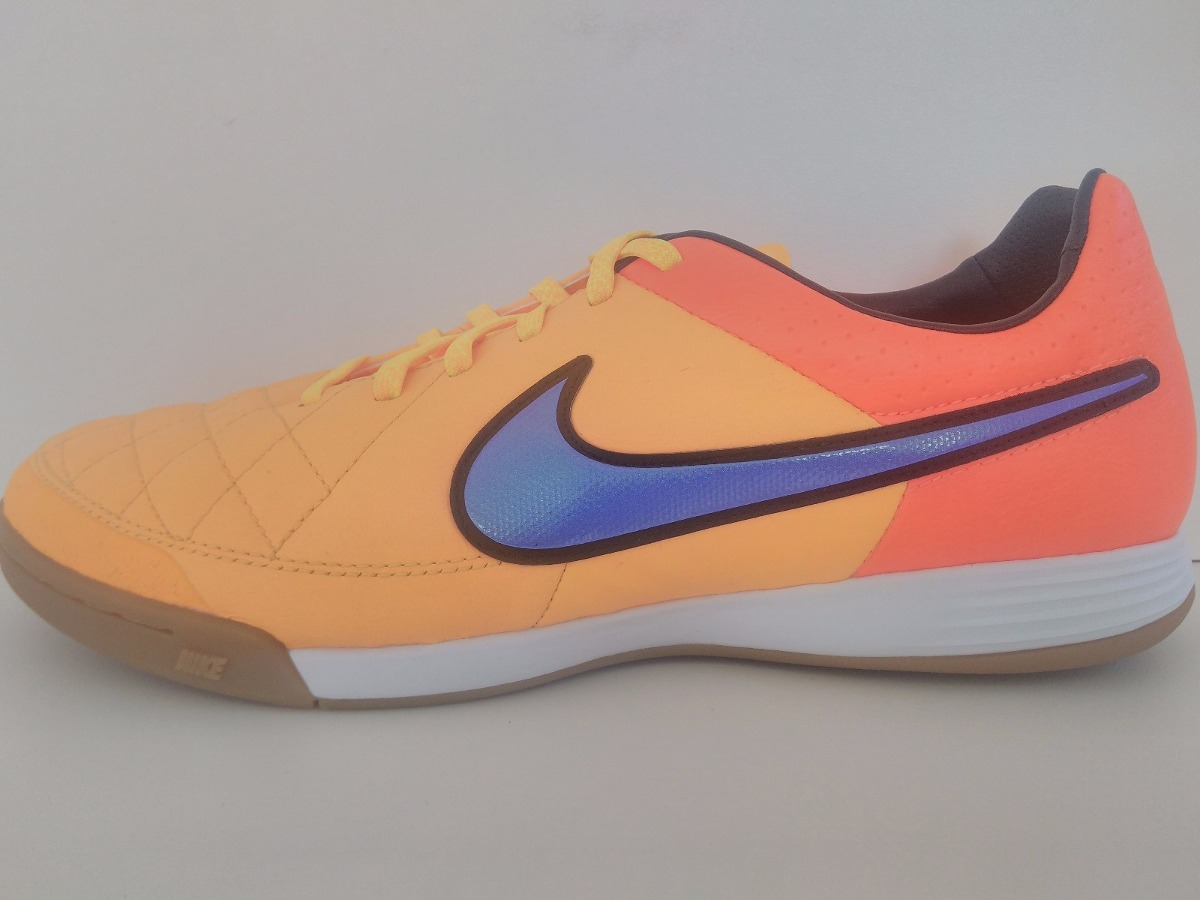 db4b498b302c3 Chuteira Nike Tiempo Legacy Ic - Futsal - R$ 269,00 em Mercado Livre