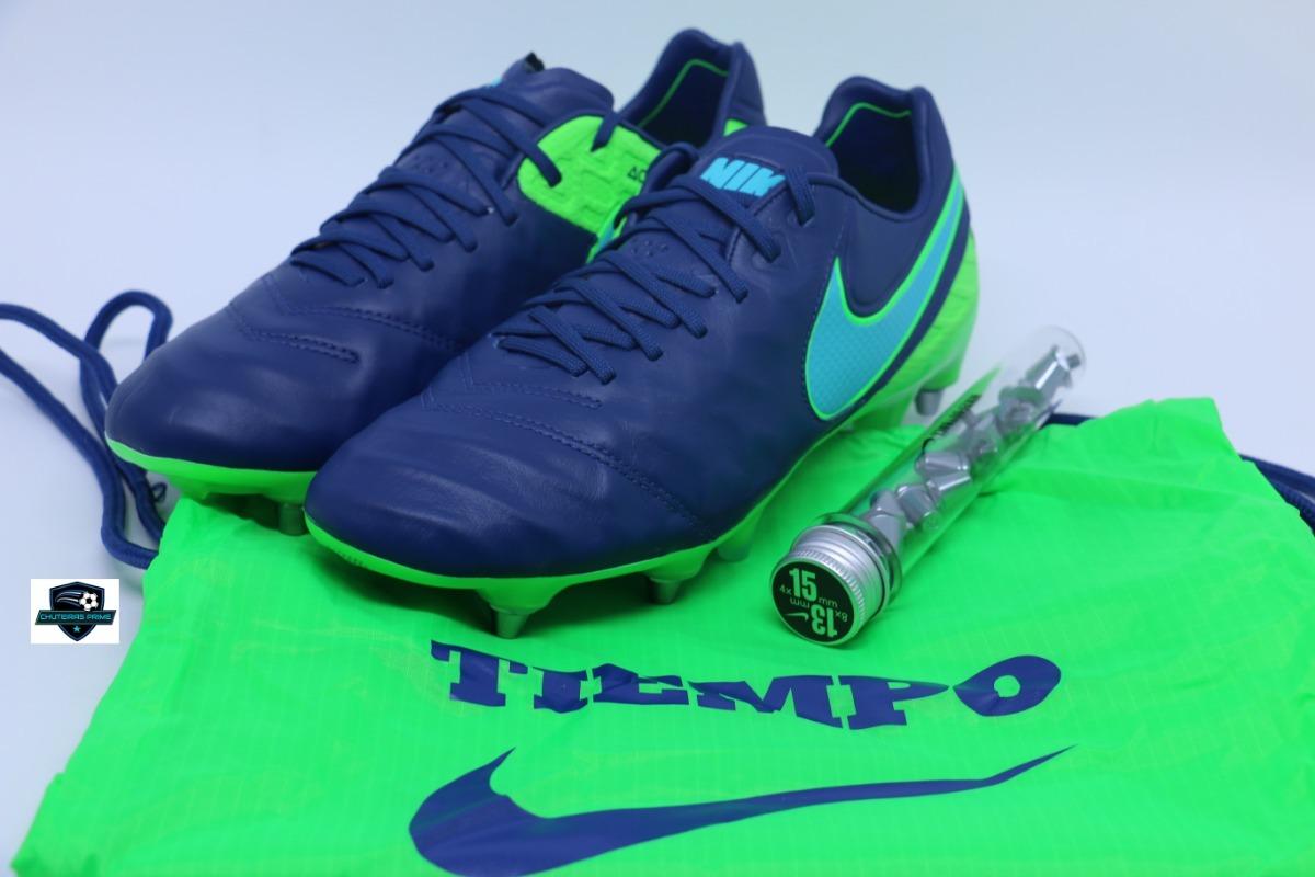Chuteira Nike Tiempo Legend - Trava Mista - R  599 2146210001652