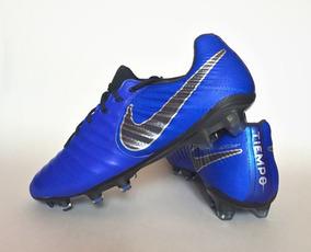 8d2a226fd4053 Chuteiras Nike Tiempo Couro De Canguru - Futebol no Mercado Livre Brasil