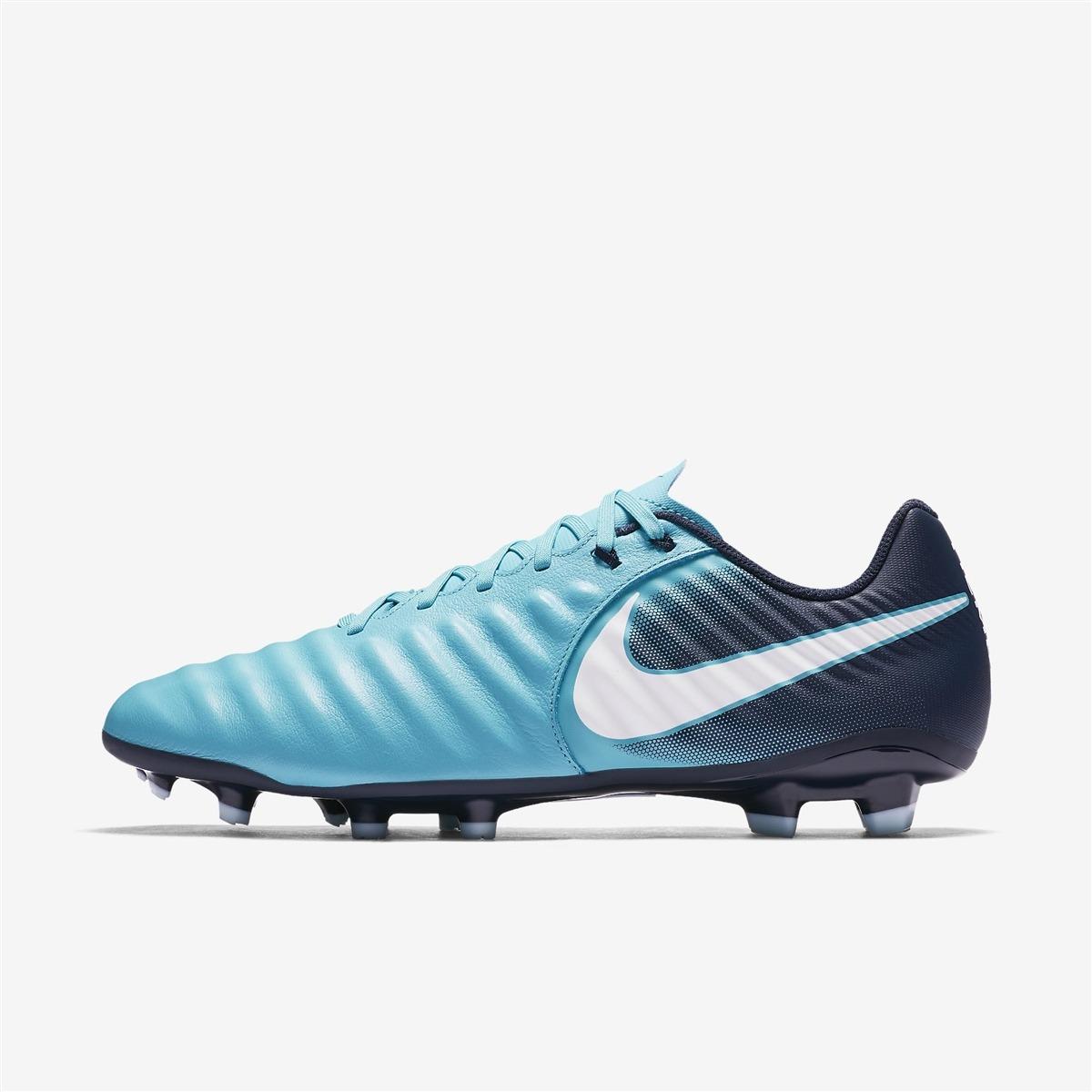 Chuteira Nike Tiempo Ligera 4 Fg Campo Lançamento Original - R  349 ... de5cfee2c9449