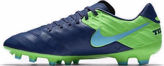 Chuteira Nike Tiempo Mystic V Fg Campo Original De 499.90 P  - R ... 9c466392141e2