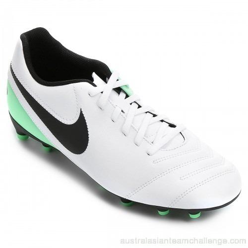 7c60f5bcd7 Chuteira Nike Tiempo Rio 3 - Campo - Frete Grátis - R  260