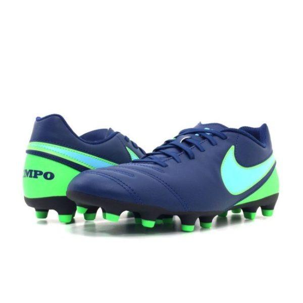 d3228fe36b Chuteira Nike Tiempo Rio Iii Campo - R  229
