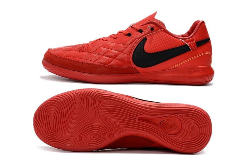 a8043d13a2 Chuteira Nike Tiempo X Finale Ronaldinho R10 Ic - Futsal - R  269