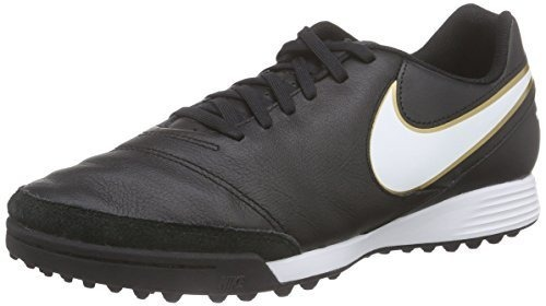 42c3cd56ce223 Chuteira Nike Tiempo X Genio Ii Leather Tf Society -original - R  259
