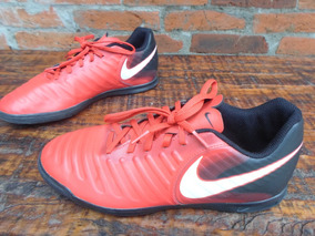 83fa6b09beedb Chuteira Society Nike Ctr360 Usada Usado no Mercado Livre Brasil