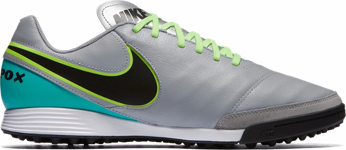 chuteira nike tiempox genio ii leather tf society - original. Carregando  zoom. f290d710e502c