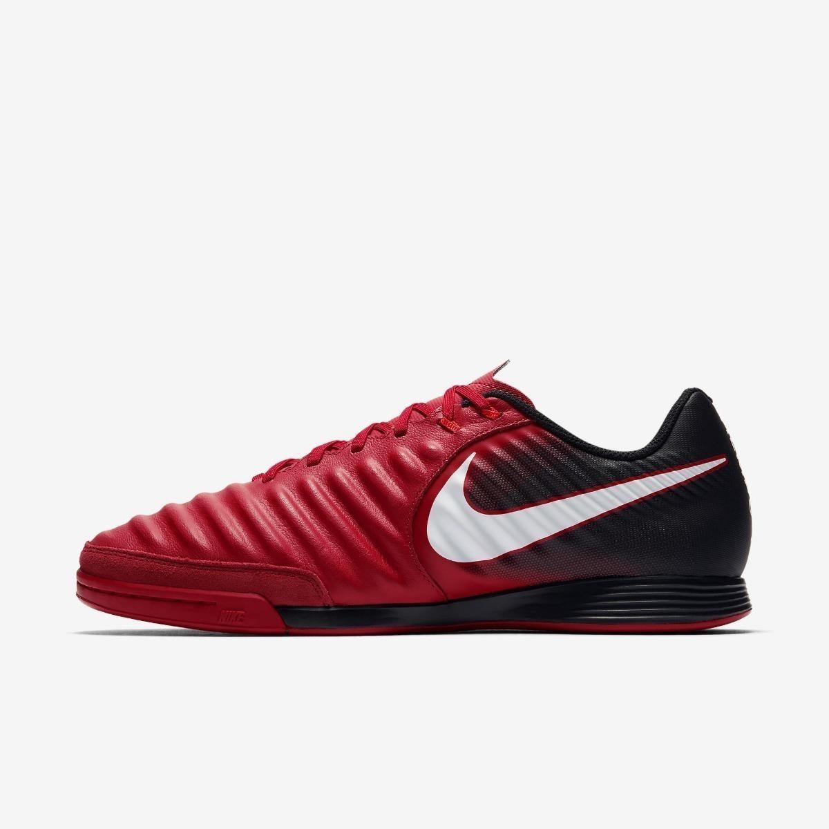 Chuteira Nike Tiempox Ligera Iv 4 Ic - Futsal - Original - R  299 83fe9581c4363